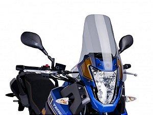 Bolha Touring Em Acrílico Fumê Clara Yamaha XT 660Z Ténéré Puig