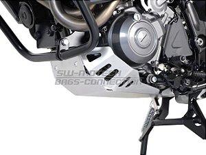 Protetor do Cárter Skid Plate Alumínio Yamaha XT 660Z Ténéré