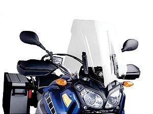 Bolha Touring Em Acrílico Transparente Yamaha XT 1200Z Super Ténéré Puig