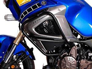 Protetor de Motor Lateral Preto Yamaha XT 1200Z Super Ténéré
