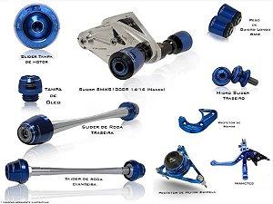 Kit de Slider Procton - BMW S1000R Naked (10 peças)