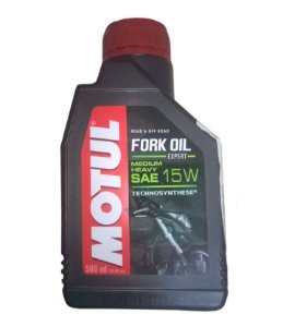 Fork Oil Expert Medium 15W 500ml