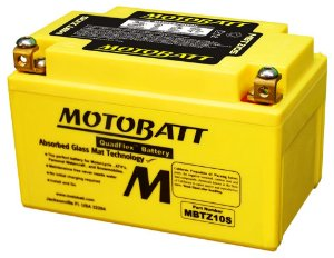 Bateria Motobatt Mbtz10s Ytz10s Honda CB 500F