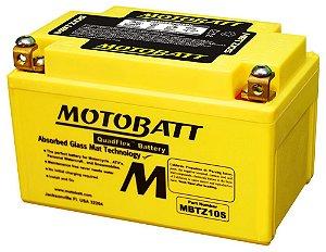 Bateria Motobatt Mbtz10s Ytz10s Honda CBR 500R