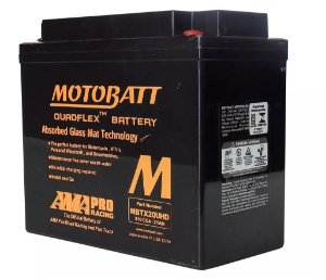 Bateria Motobatt Mbtx20uhd Yb16b Harley Davidson Xl Series