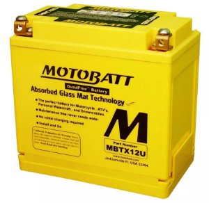 Bateria Motobatt Mbtx12u Ytx12bs Suzuki B-King