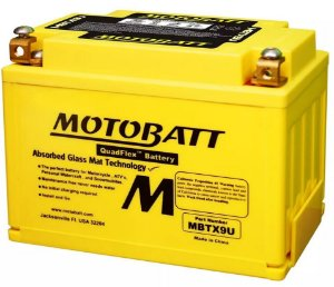 Bateria Motobatt Mbtx9u Ytx9bs Yamaha XT 600