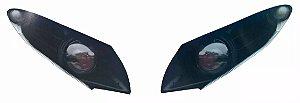 Adesivo de Farol para Carenagem de Pista Yamaha R1 2009 - 2014