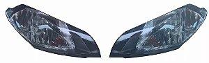 Adesivo de Farol para Carenagem de Pista Triumph Nova Daytona 675R
