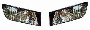 Adesivo de Farol para Carenagem de Pista Honda CBR 600RR 2014