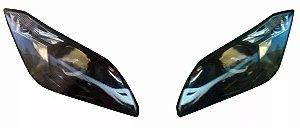Adesivo de Farol para Carenagem de Pista Kawasaki ZX-6R 2012