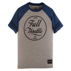 Camiseta 2mt Full Throttle Label