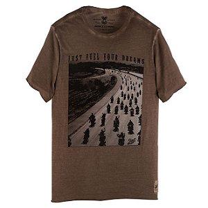 Camiseta 2mt Road Tribe Moto