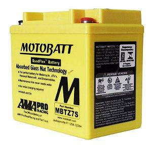 Bateria Motobatt Mbtz7s Ytx5l-bs Ytz7s Honda CB 600F