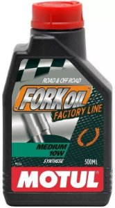 Fork Oil Factory Line Medium 10W 500ml Motul