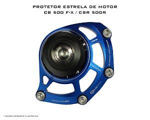 Slider de Motor Estrela Procton (esquerdo) Honda CB 500X