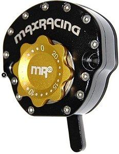 Amortecedor de Direção Maxracing Triumph Tiger 800XRX