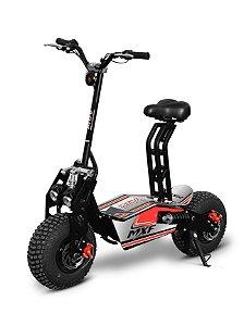 Mini-scooter Bicicleta Elétrica Muv Mxf 1600w 48v Mobilidade Urbana