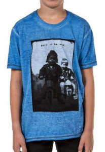 Camiseta Infantil 2MT Biker Mini