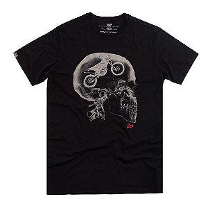 Camiseta Caveira Raio X Skull 2mt Mammut Masculina