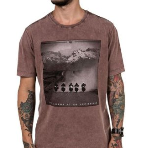 Camiseta 2mt Mmt Mammut Off Traill Masculina