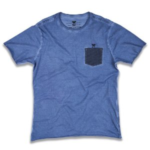 Camiseta 2mt Mmt Pocket Masculina