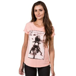 Camiseta 2mt Mmt She Ride Vintage Feminina