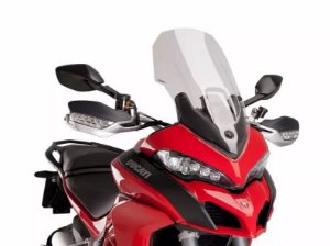 Bolha Touring Transparente Ducati Multistrada 1200 Enduro Puig