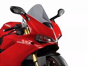 Bolha Racing Fumê Claro Acrílico Ducati Panigale 1299 Puig