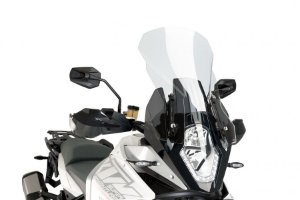 Bolha Touring Transparente KTM 1290 Super Adventure Puig
