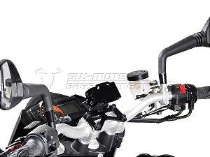Suporte De Fixação Para GPS Guidão SW-Motech KTM LC8 990 Adventure R