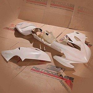 Kit de Carenagem em Fibra para Corrida - MV Agusta F4