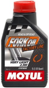 Fork Oil Factory Line Very Light 2,5W