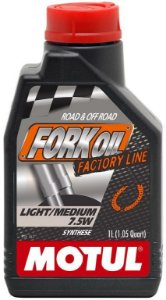 Fork Oil Factory Line Light/Medium 7,5W