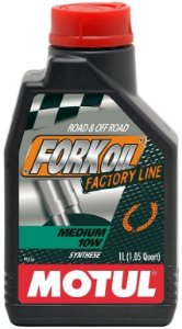 Fork Oil Factory Line Medium 10W