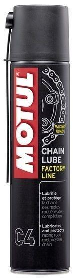 Chain Lube Factory Line C4 - Lubrificante de Corrente