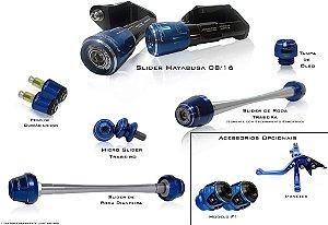 Kit de Slider Procton - Suzuki GSX-R 1300 Hayabusa
