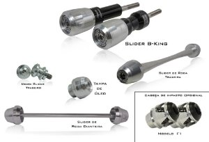 Kit de Slider Procton - Suzuki B-King