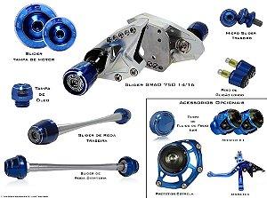 Kit de Slider Procton - Suzuki GSX-R SRAD 750