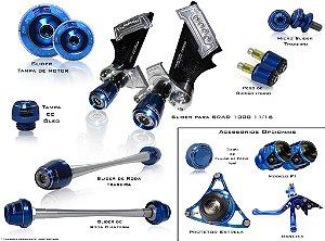 Kit de Slider Procton - Suzuki GSX-R SRAD 1000