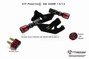 Kit de Slider Procton - Honda CB 300R