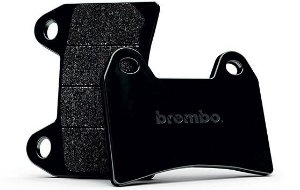 Pastilha De Freio Traseira Brembo Original Honda CB500 1998 - 2005
