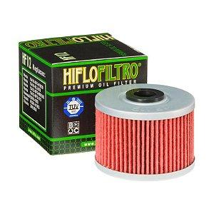 Filtro de Óleo Hiflofiltro HF-112 Honda CRF 250 2013 - 2016
