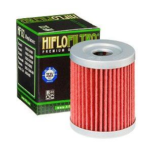 Filtro de Óleo Hiflofiltro HF-132 Dafra Max Sym 400