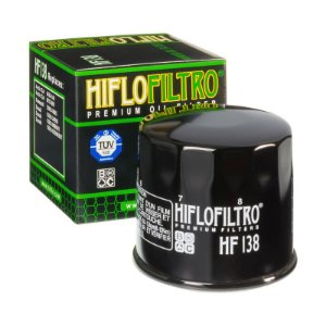 Filtro de Óleo Hiflofiltro HF-138 Suzuki Bandit 1000
