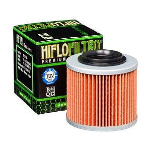 Filtro de Óleo Hiflofiltro HF-151 Aprilia Pegaso