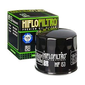 Filtro de Óleo Hiflofiltro HF-153 Ducati Multistrada 1200 2010 - 2016