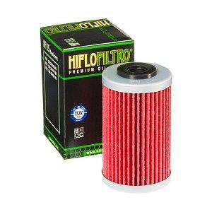 Filtro de Óleo Hiflofiltro HF-155 KTM Duke 250 EXC