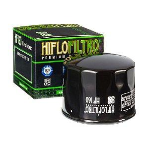 Filtro de Óleo Hiflofiltro HF-160 BMW F800GS 2007 - 2017