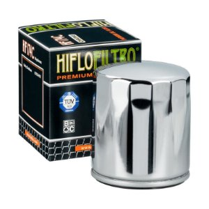 Filtro de Óleo Hiflofiltro HF-174C Harley Davidson V-Rod